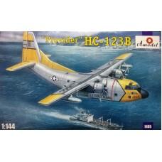 Amodel 1/144 Американский самолёт береговой охраны Fairchild HC-123B Provider. № 1405