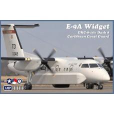 AMP 1/144 Американский патрульный самолет Bombardier E-9A. № 144-003