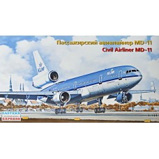 Eastern Express 1/144 Американский авиалайнер McDonnell Douglas MD-11. № 144102