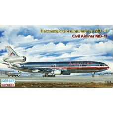 Eastern Express 1/144 Авиалайнер McDonnell Douglas MD-11. № 144107