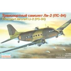Eastern Express 1/144 Советский военно-транспортный самолёт Ли-2. № 14430