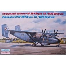 Eastern Express 1/144 Польский многоцелевой самолёт Briza 1R/ M28 SKYTRUCK. № 14445