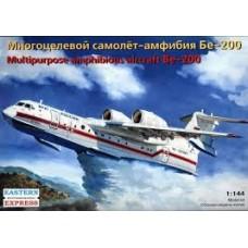 Eastern Express 1/144 Российский самолёт-амфибия Бе-200. №  14471