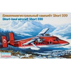 Eastern Express 1/144 Британский  ближнемагистральный пассажирский самолет Short 330. № 14488