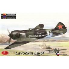Kovozavody Prostejov 1/144 Советский истребитель Ла-5Ф. № 14403