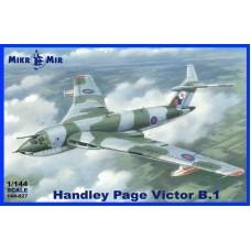 MikroMir (МикроМир) 1/144 Британский реактивный стратегический бомбардировщик Handley Page Victor B.Mk1/K.2P. № 144-027