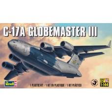 Revell 1/144 Американский стратегический военно-транспортный самолёт Boeing C-17A Globemaster III. № REV_85-5867