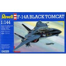 Revell 1/144 Американский истребитель Grumman F-14A Black Tomcat. № 04029