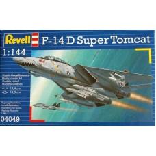Revell 1/144 Американский истребитель Grumman F-14D Super Tomcat. № 04049