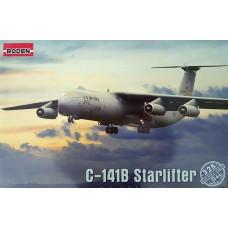 Roden 1/144 Американский дальний военно-транспортный самолёт Lockheed C-141B Starlifter. № ROD_325