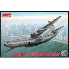 Roden 1/144 Американский военно-транспортный самолет Douglas C-133A Cargomaster. № 333
