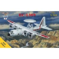 SOVA-M 1/144 Американский самолёт ДРЛО Lockheed EC-130V. № 14002