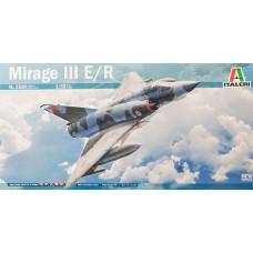 Italeri 1:32 Французский истребитель Dassault Mirage III E/R. № 2510