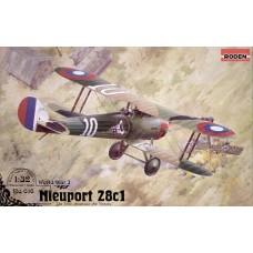 Roden 1/32 Французский истребитель-биплан Nieuport 28c.1. № ROD_616