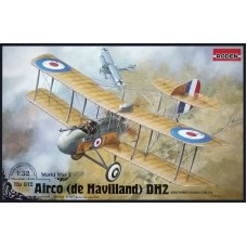 Roden 1/32 Британский истребитель-разведчик Airco (de Havilland) DH.2. № 612