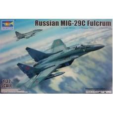 Trumpeter 1/32 Истребитель Миг-29 «Fulcrum C», изделие 9-13. № TRU_03224