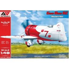 A&A Models 1/48 Американский гоночный самолёт Gee Bee R2 Model 1933. № 4805