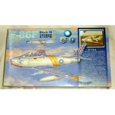 AFV Club 1/48 Американский фронтовой истребитель F-86F block 30 in R.O.C. Air Force. № HF48002