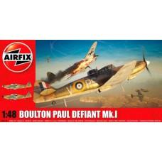 Airfix 1/48 Британский многоцелевой истребитель Boulton Paul Defiant Mk.I № A05128