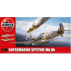 Airfix 1/48 Британский истребитель Supermarine Spitfire Mk.Vb № ARF_A05125