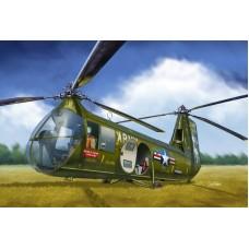 AMP 1:48 Американский транспортный, поисково-спасательный вертолёт Piasecki HUP-1/HUP-2 Retriever. № 48014