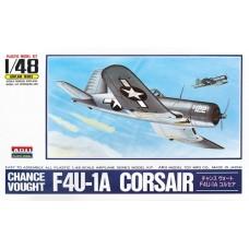 """ARII 1/48 Американский палубный истребитель F4U-1A """"Corsair"""". № A336-800"""