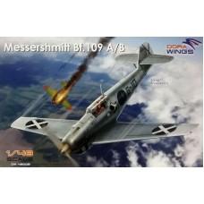 Dora Wings 1/48 Немецкий истребитель Messershmitt Bf.109 A/B Legion Condor. № DOR_48009