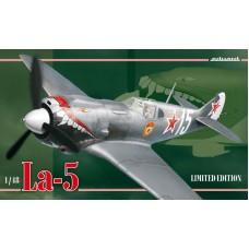 Eduard 1/48 Советский истребитель Ла-5 (Limited edition). № 1184