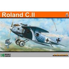 "Eduard 1/48 Немецкий cамолет-разведчик LFG Roland C.II ""Walvis"". (Profipack). № EDU_8043"