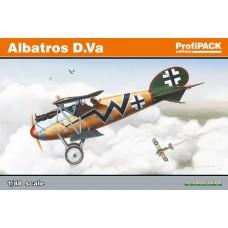Eduard 1/48 Немецкий истребитель Albatros D.Va. (Profipack). № 8111