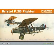Eduard 1/48 Британский лёгкий бомбардировщик Bristol F.2 Fighter (Profipack). № EDU_8127
