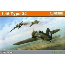 Eduard 1/48 Советский истребитель И-16 Тип 24 (Profipack). № 8149