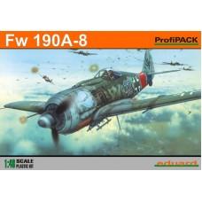 Eduard 1/48 Немецкий истребитель Fw-190A-8 (Profipack). № 8173