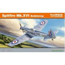 Eduard 1/48 Британский истребитель Supermarine Supermarine Spitfire Mk. XVI Bubbletop (Profipack). № 8285