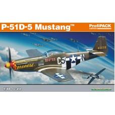 Eduard 1/48 Американский истребитель P-51D Mustang (Profipack). № 82101