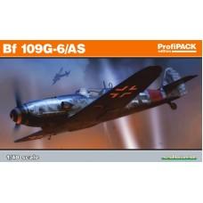 Eduard 1:48 Немецкий истребитель Messerschmitt Bf.109G-6/AS (Profipack). № 82163