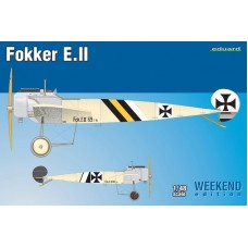 Eduard 1/48 Немецкий истребитель Fokker E.II (Weekend edition). № EDU_8451