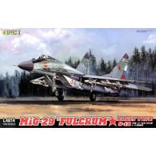 Great Wall Hobby 1/48 Истребитель Миг-29 «Fulcrum C», изделие 9-12. № L4814