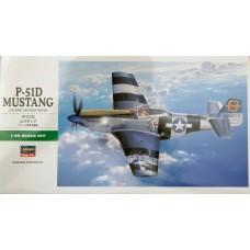 Hasegawa 1/48 Американский истребитель P-51D Mustang. № 09130