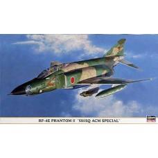 Hasegawa 1/48 Тактический разведчик RF-4E PHANTOM II 501SQ ACM SPECIAL (Сил Самообороны Японии). № HAS_07230