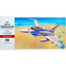 Hasegawa 1/48 Американский истребитель Lockheed Martin F-16F (Block 60) Fighting Falcon. № HAS_07244