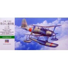 Hasegawa 1/48 Японский патрульный гидросамолёт Mitsubishi F1M2 type Zero. № 19196