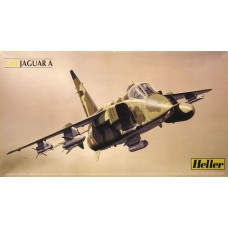 Heller 1/48 Многоцелевой истребитель-бомбардировщик Sepecat Jaguar A. № 80428