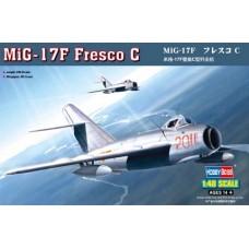 """Hobby Boss 1/48 Советский истребитель Миг-17Ф """"Fresco C"""". № 80334"""
