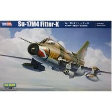 "Hobby Boss 1:48 Советский истребитель-бомбардировщик Су-17М4 ""Fitter K"". № 81758"