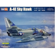 "Hobby Boss 1/48 Американский лёгкий палубный штурмовик Douglas A-4E ""Skyhawk"". № HOB_81764"
