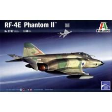 Italeri 1/48 Тактический разведчик McDonnell Douglas RF-4E PHANTOM II. № ITA_2737