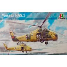 Italeri 1/48 Британский вертолет Wessex HAS.Mk.1. № ITA_2744