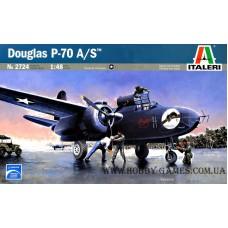 Italeri 1/48 Американский тяжелый ночной истребитель Douglas P-70 A/S. № ITA_2724