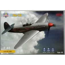 Modelsvit 1/48 Советский истребитель Як-1Б. № 4801